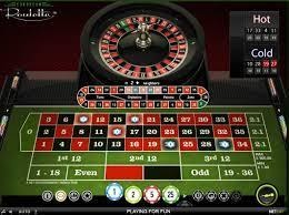 memainkan roulette casino